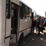 Mobilization of students to the fields in 2015 © UGF